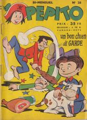 Pepito (1re Série - SAGE) -28- La ville se défend
