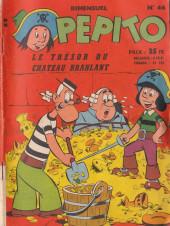 Pepito (1re Série - SAGE) -46- Le trésor du château branlant