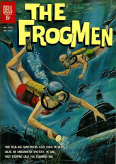 Four Color Comics (Dell - 1942) -1258- The Frogmen