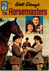 Four Color Comics (Dell - 1942) -1260- The Horsemasters