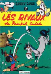 Lucky Luke -19b82- Les rivaux de Painful Gulch