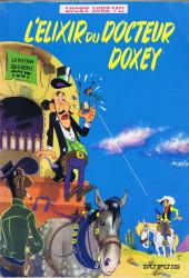 Lucky Luke -7b82- L'élixir du Docteur Doxey