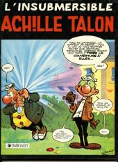 Achille Talon -28a84- L'insubmersible Achille Talon