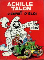 Achille Talon -25a84- Achille Talon et l'esprit d'Éloi