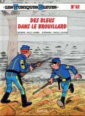 Les tuniques Bleues -52a2011- Des bleus dans le brouillard