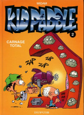 Kid Paddle -2a2005- Carnage total