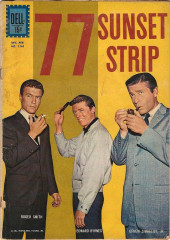 Four Color Comics (Dell - 1942) -1263- 77 Sunset Strip