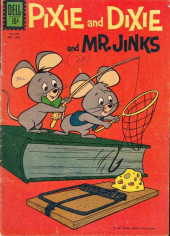 Four Color Comics (Dell - 1942) -1264- Pixie and Dixie and Mr. Jinks