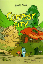 Mini-récits et stripbooks Spirou -MR4176- Compost city