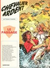 Chevalier Ardent -13- Le passage