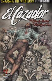 El Cazador (CrossGen Comics - 2003) -OS- The Bloody Ballad of Blackjack Tom