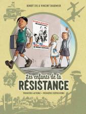 Les enfants de la Résistance -INT1- Premières actions - Premières répressions