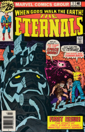 Eternals (The) (1976) -1- The Day of the Gods
