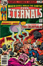 Eternals (The) (1976) -2- The Celestials!