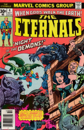 Eternals (The) (1976) -4- The Night of the Demons!