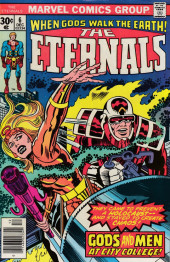 Eternals (The) (1976) -6- Gods and Men at City College!