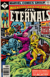 Eternals (The) (1976) -8- The City of Toads