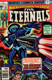 The eternals Vol.1 (Marvel comics - 1976) -11- The Russians Are Coming!