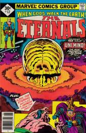 The eternals Vol.1 (Marvel comics - 1976) -12- Uni-Mind!