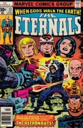 The eternals Vol.1 (Marvel comics - 1976) -13- Astronauts!