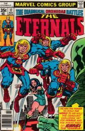 The eternals Vol.1 (Marvel comics - 1976) -17- Sersi the Terrible