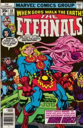 The eternals Vol.1 (Marvel comics - 1976) -18- To Kill a Space God!
