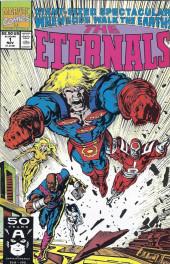Eternals (The): The Herod factor (1991) -1- The Eternals: The Herod factor