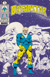 Dreadstar (1982) -22- The hunted