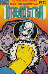 Dreadstar (1982) -30- Victory and the high price of victory