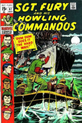 Sgt. Fury and his Howling Commandos (Marvel - 1963) -87-