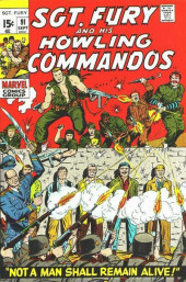 Sgt. Fury and his Howling Commandos (Marvel - 1963) -91-