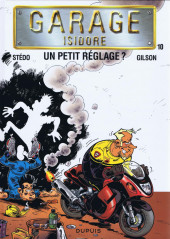 Garage Isidore -10a2010- Un petit réglage ?