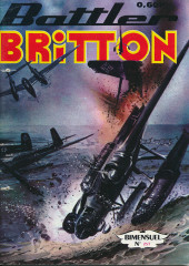 Battler Britton (Imperia) -257- Le trésor de Mihaelovic