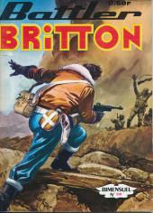 Battler Britton (Imperia) -258- Avec ses propres ailes
