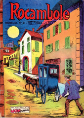 Rocambole -3- L'enlèvement