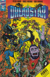 Dreadstar (1982) -48- The army ants