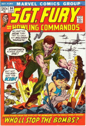 Sgt. Fury and his Howling Commandos (Marvel - 1963) -94-