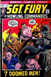 Sgt. Fury and his Howling Commandos (Marvel - 1963) -95- 7 Doomed Men!