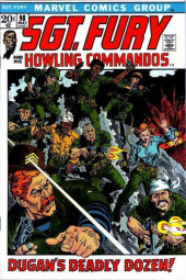 Sgt. Fury and his Howling Commandos (Marvel - 1963) -98- Dugan's Deadly Dozen !