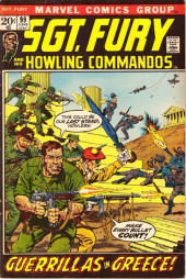Sgt. Fury and his Howling Commandos (Marvel - 1963) -99- Guerrillas in Greece !