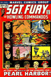 Sgt. Fury and his Howling Commandos (Marvel - 1963) -101- Pearl Harbor !