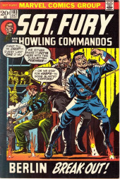 Sgt. Fury and his Howling Commandos (Marvel - 1963) -103- Berlin Break-Out !