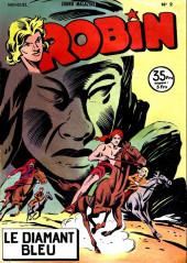 Robin l'intrépide (mensuel) -2- Le diamant bleu