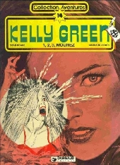 Kelly Green -2- 1, 2, 3, Mourez