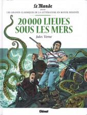 Les grands Classiques de la littérature en bande dessinée -34- 20 000 Lieues sous les Mers