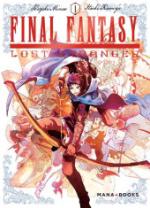 Final Fantasy - Lost stranger -1- Tome 1
