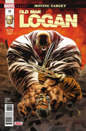 Old Man Logan (2016) -38- Moving Target: Conclusion