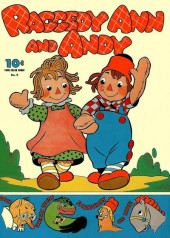 Four Color Comics (Dell - 1942) -5- Raggedy Ann and Andy