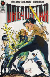 Dreadstar (1982) -64- Franchise & empire