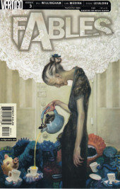 Fables (2002) -3- Chapter three: Blood tells